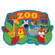 48 COUNT PUZZLE ZOO (S16)