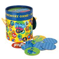 MEMORY GAME SET - BOY (S16)