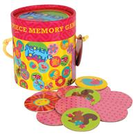 MEMORY GAME SET - GIRL (S16)