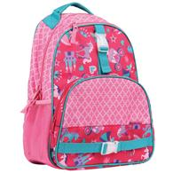 ALL OVER PRINT BACKPACK PRINCESS/CASTLE (F16)