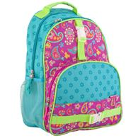 ALL OVER PRINT BACKPACK PAISLEY (F17)