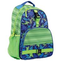 ALL OVER PRINT BACKPACK SHARK (F16)