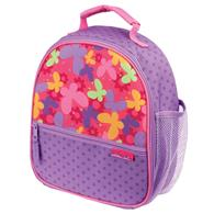ALL OVER PRINT LUNCHBOX BUTTERFLY (F16)