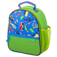 ALL OVER PRINT LUNCHBOX TRANSPORTATION (F18)
