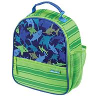 ALL OVER PRINT LUNCH BOX SHARK (F16)
