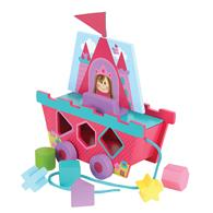 SHAPE SORTERS PRINCESS (S17)