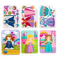 ON-THE-GO MAGNETIC GAME PRINCESS (S17)
