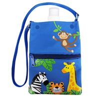 WATER BOTTLE TOTE ZOO (S17)