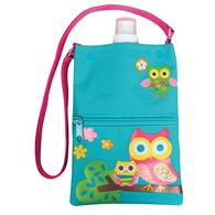 WATER BOTTLE TOTE OWL (S17)