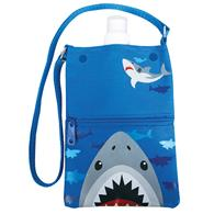 WATER BOTTLE TOTE SHARK (S17)