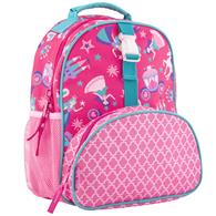 ALL OVER PRINT MINI BACKPACK PRINCESS/CASTLE (F17)