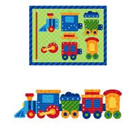 LACING PUZZLE TRAIN (F17)