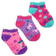 MIX & MATCH ANKLE SOCKS UNICORN  MEDIUM (F17)