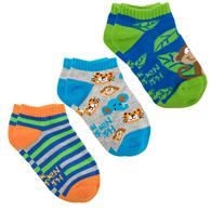 MIX & MATCH ANKLE SOCKS ZOO LARGE (F17)
