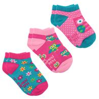 MIX & MATCH ANKLE SOCKS OWL LARGE (F17)