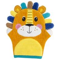 BATH MITTS LION (S19)
