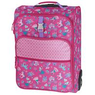 ALL OVER PRINT ROLLING LUGGAGE PRINCESS/CASTLE (F18)