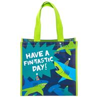 RECYCLED GIFT BAGS SHARK (F18)