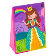 MAGNETIC DRESS-UP DOLL PRINCESS (S19)