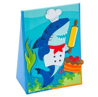 MAGNETIC DRESS-UP DOLL SHARK (S19)