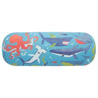 HARD EYEGLASS CASES SHARK (F19)