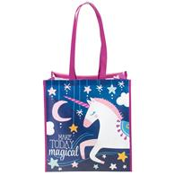 LARGE RECYCLED GIFT BAGS UNICORN