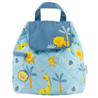 QUILTED BACKPACK ZOO