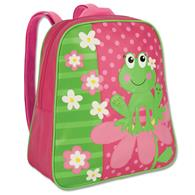 Toddler Go Go Bags | Frog Go Go Bag