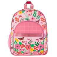 CLASSIC BACKPACK BUTTERFLY FLORAL