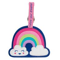 LUGGAGE TAG RAINBOW (F18)