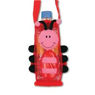 Bottle Buddy for children | Ladybug Bottle Buddy