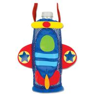 Bottle Buddy for children | Airplane Bottle Buddy