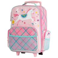 CLASSIC ROLLING LUGGAGE PINK UNICORN (S20)