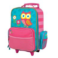 CLASSIC ROLLING LUGGAGE OWL (S14)