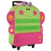 CHARACTER ROLLING LUGGAGE  BUTTERFLY (S16)