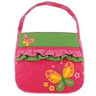 Toddler quilted purses | Butterfly quilted purse