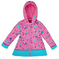 ALL OVER PRINT RAINCOAT  PRINCESS 5/6 (S17)