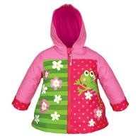 RAINCOAT  GIRL FROG 4T (S15)