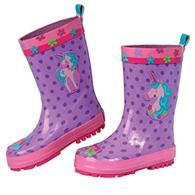 RAINBOOTS  UNICORN SZ 6 (S17)