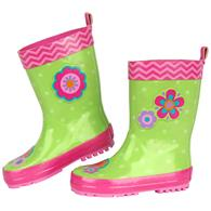 RAINBOOTS  FLOWER SZ 9 (S16)