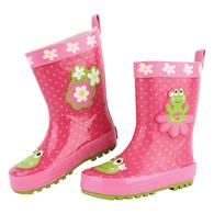 RAINBOOTS  GIRL FROG SZ 8 (S15)