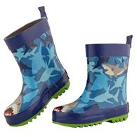 RAINBOOTS  SHARK SZ 8 (S15)
