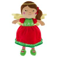 Christmas Angel Doll with Wings (F17)